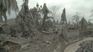 Merapi Volcano Eruption Disaster, Indonesia 7th-11th Nov. 2010 HD Screener Part 1