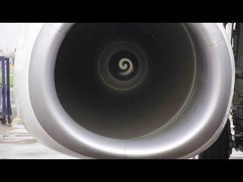 Boeing 737 Engine start