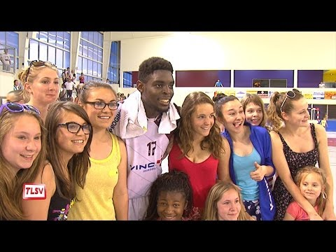 Luçon : 1er match de gala du Handball Club
