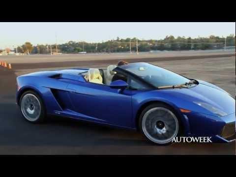 2012 Lamborghini Gallardo 550-2 - Autoweek drive review