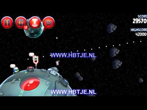 Angry Birds Star Wars 2 Naboo Invasion p1-18 3 stars