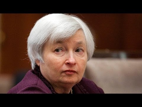 Janet Yellen Slip Sinks Dow, But Don't Overestimate the Comment