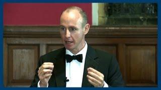 Daniel Hannan | Occupy Wall Street Debate | Oxford Union