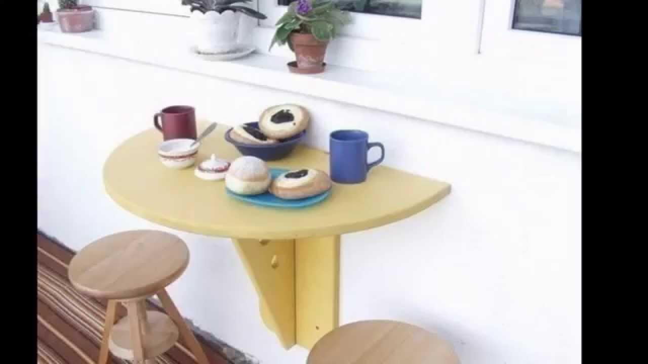 Складной столик для балкона своими руками город мастеров.