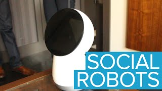 Jibo Robot Wants To Live In Your Home Mashable