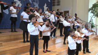 Blue Violin Foundation MEMPHIS - Winter Concert 2014