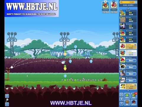 Angry Birds Friends Tournament Level 3 Week 75 (tournament 3) no power-ups