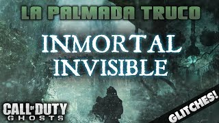 Como Ser Inmortal E Invisible En COD Ghosts