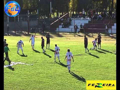 Independiente (NQN) 2 - Tiro Federal (B. Blanca) 3