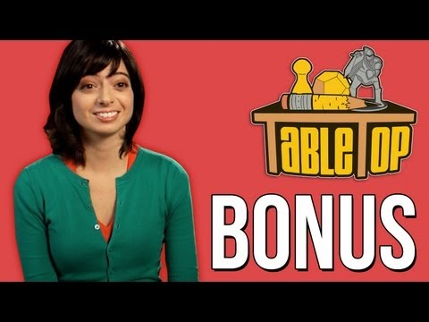 Kate Micucci extended interview from Last Night on Earth - TableTop ep. 15