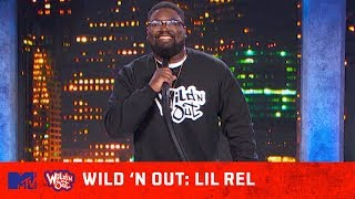 Lil Rel Puts His Improv Skills To The Test  ⏰  Wild 'N Out | #GotProps