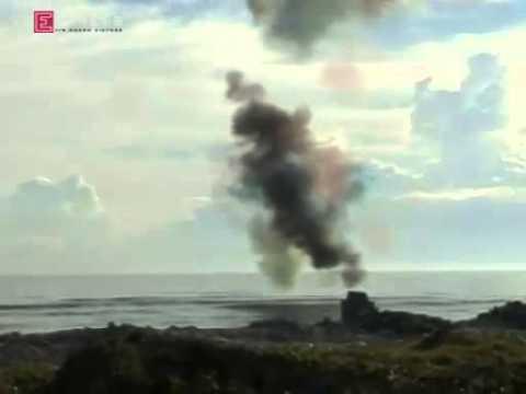 Diễn tập chống địch đổ bộ đảo Lý Sơn