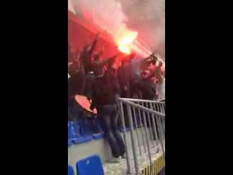 Neftchi Fans ( Neftchi - Azal 16.03.2014) 2-1