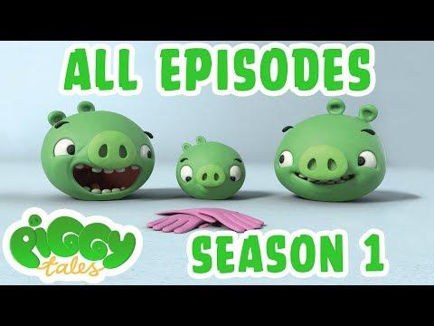 Piggy Tales - prvá sezóna