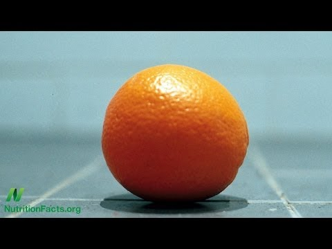 Orange Aromatherapy for Anxiety
