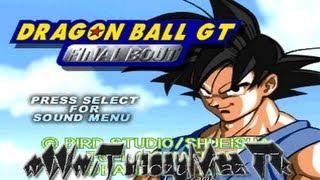 Descarga E Instala Dragon Ball GT Final Bout PC