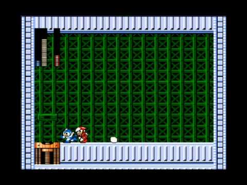 Mega Man 2 - Recorded Live Stream (2/2) - User video