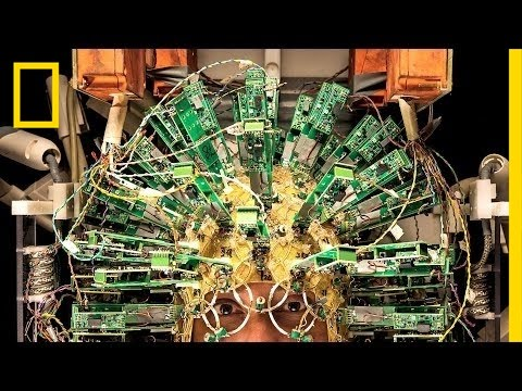National Geographic Live! - Mapping the Brain