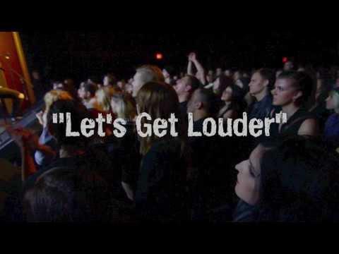 Let's Get Louder- (Live from Portland)