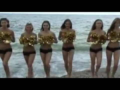Клип одесских черлидеров