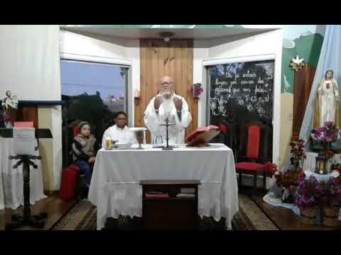 Santa Missa | 08.05.2020 | Sexta-feira | Padre José Sometti | ANSPAZ