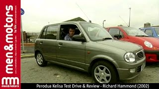 Perodua Kelisa Test Drive & Review - Richard Hammond (2002)