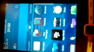 Aplicacion Blackberry Y Windows 8 En Android Huawei Um840