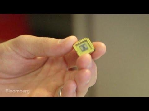 Nano-Chip Detects Cancer