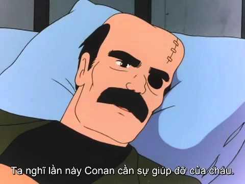 Conan Cậu Bé Tương Lai (Thuyết minh) Tập 26 - Tập cuối