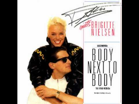 Falco meets Brigitte Nielsen - Body next to Body (12inch Dance mix)
