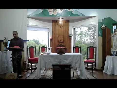 Santa Missa | 19.10.2020 | Segunda-feira | Padre Francisco de Assis | ANSPAZ