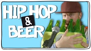 Beer Bottle Hip Hop Mashup