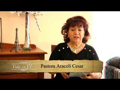 Vida en Él Lunes 29 de Octubre 2013, Pastora Araceli Cesar