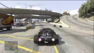 GTA 5 RARE FERRARI F512 (GROTTI CHEETAH) GAMEPLAY REVIEW