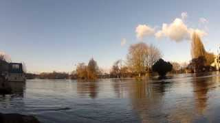 Floods in Reading