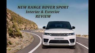 New Range Rover Sport 2018 Review (Interior & Exterior)