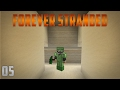 Forever Stranded EP5 Anti Spider Wall Mob Farm Chickens