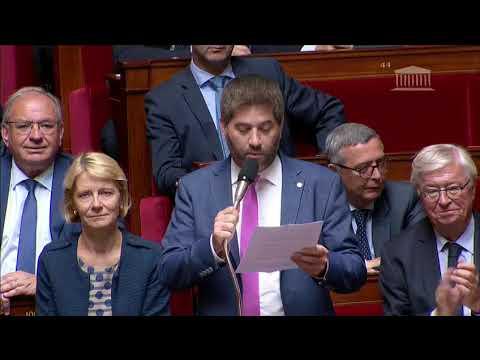 M. Jérôme Nury - Equilibre des relations commerciales dans le secteur agricole et alimentaire