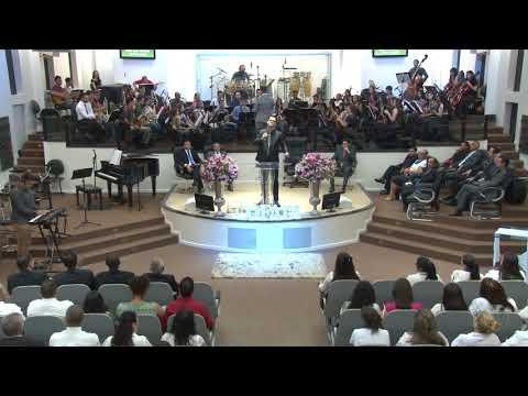 Orquestra Sinfônica Celebração - Descansarei - 08 04 2018