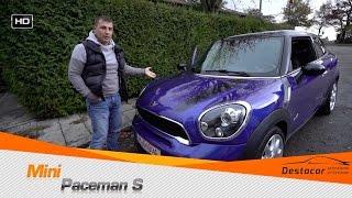 Mini Paceman S 2013 год 17900€ Денис Рем Дестакар