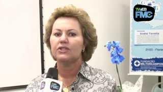 FMC Web TV com Silvana Covatti Dep estadual do Rio Grande do Sul