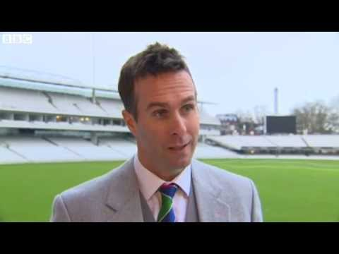 England v India Alastair Cook record praised by Michael Vaughan