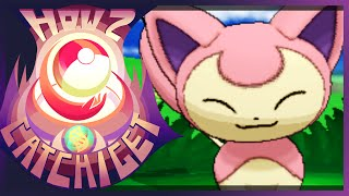 How & Where To Catch/get Skitty In Pokemon X And Y