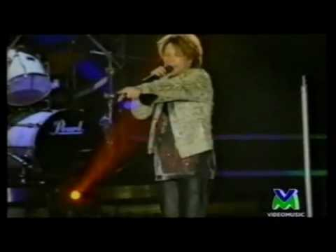 Bon Jovi-Livin' On a Prayer  (Live Milan 1993)