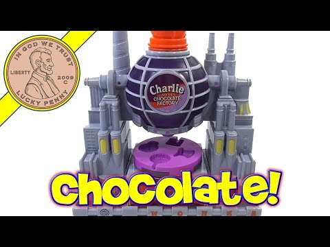 Charlie And The Chocolate Factory Maker Set, 2005 Funrise Toys