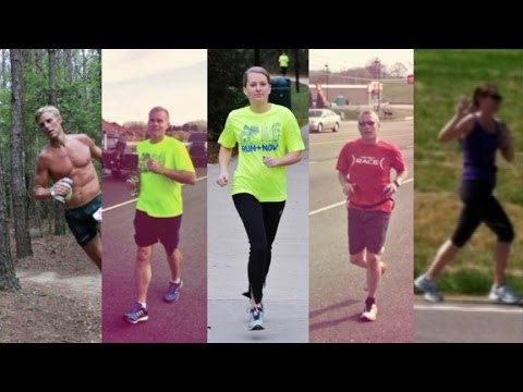 Group Raises Money By Running to the Boston Marathon