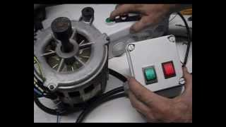 Conectar un motor de lavadora con interruptores (1)