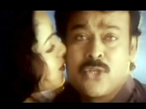 Chiranjeevi, Soundarya Tamil Song - Kadhal Ullathil - Moothavan