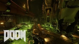 DOOM - 9 Multiplayer pálya
