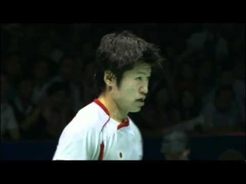 Semi Finals - China (Lin D.) vs Japan (S.Sasaki) - Thomas Cup 2012